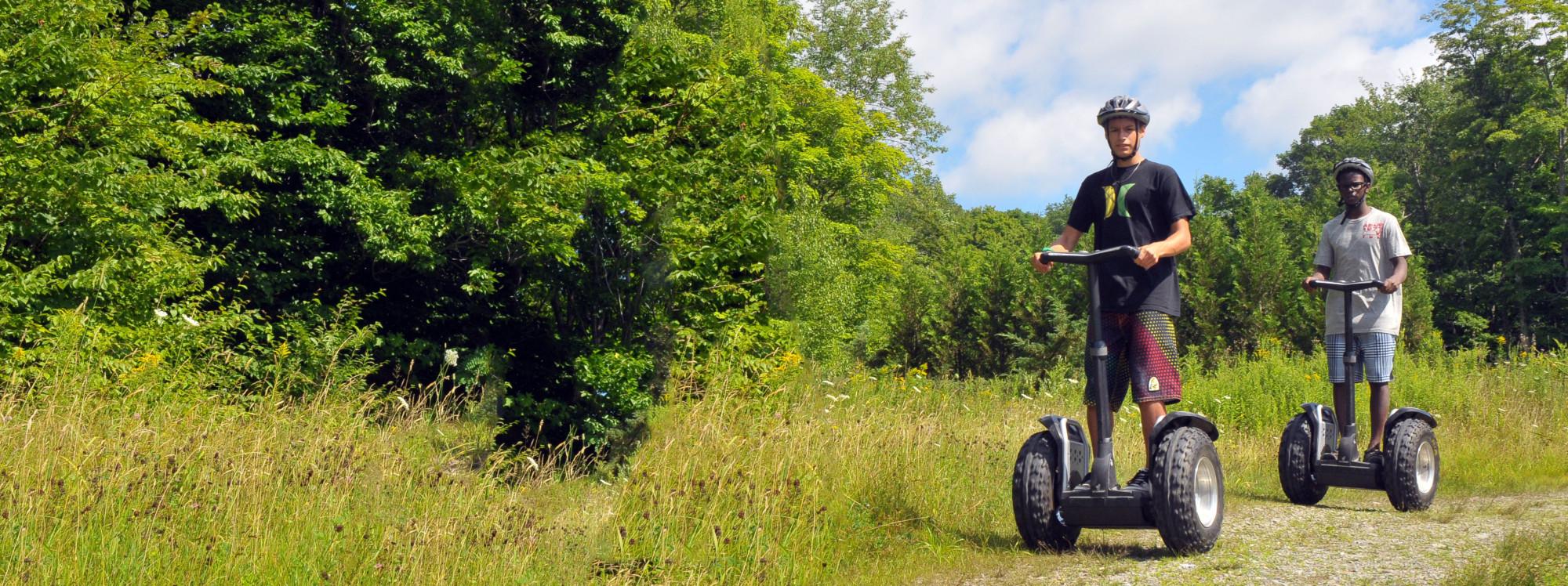 Seg Rides of Vermont